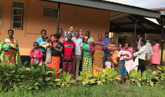 Humanitärer Einsatz in Mbarara