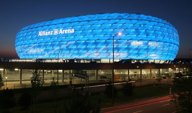 Allianz Arena Talk…