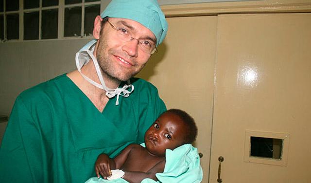 Op-Einsatz in Ruanda
