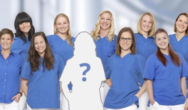 Unsere Praxis im Herzen Münchens sucht ab sofort  eine/n Zahnmedizinische/n Fachangestellte/n in Vollzeit