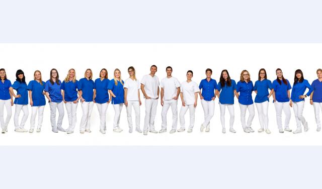 Unser Team sucht ab sofort eine/n Mitarbeiter/in für unsere Rezeption ohne Abrechnungstätigkeit in Vollzeit.